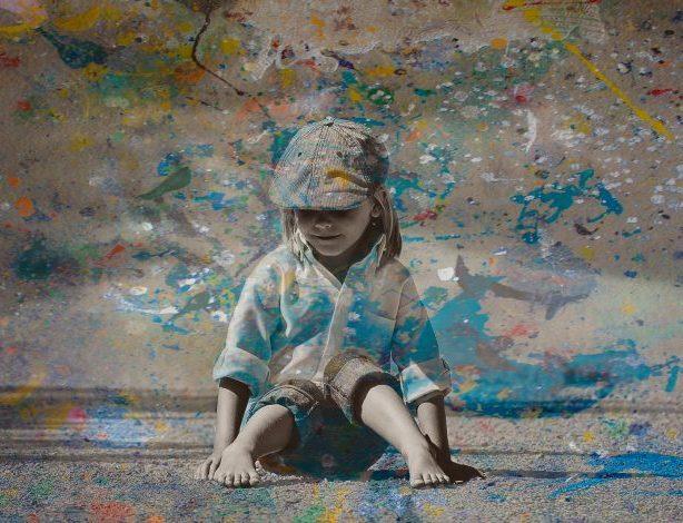 mindfulness arte, arteterapia niños